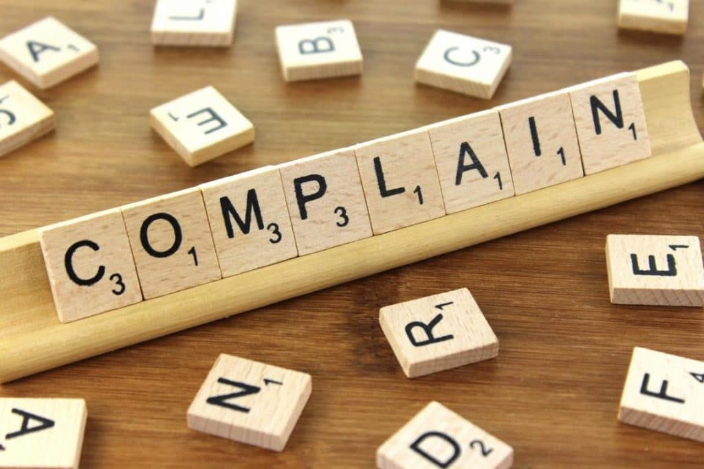 Complain Rich and Successful People
