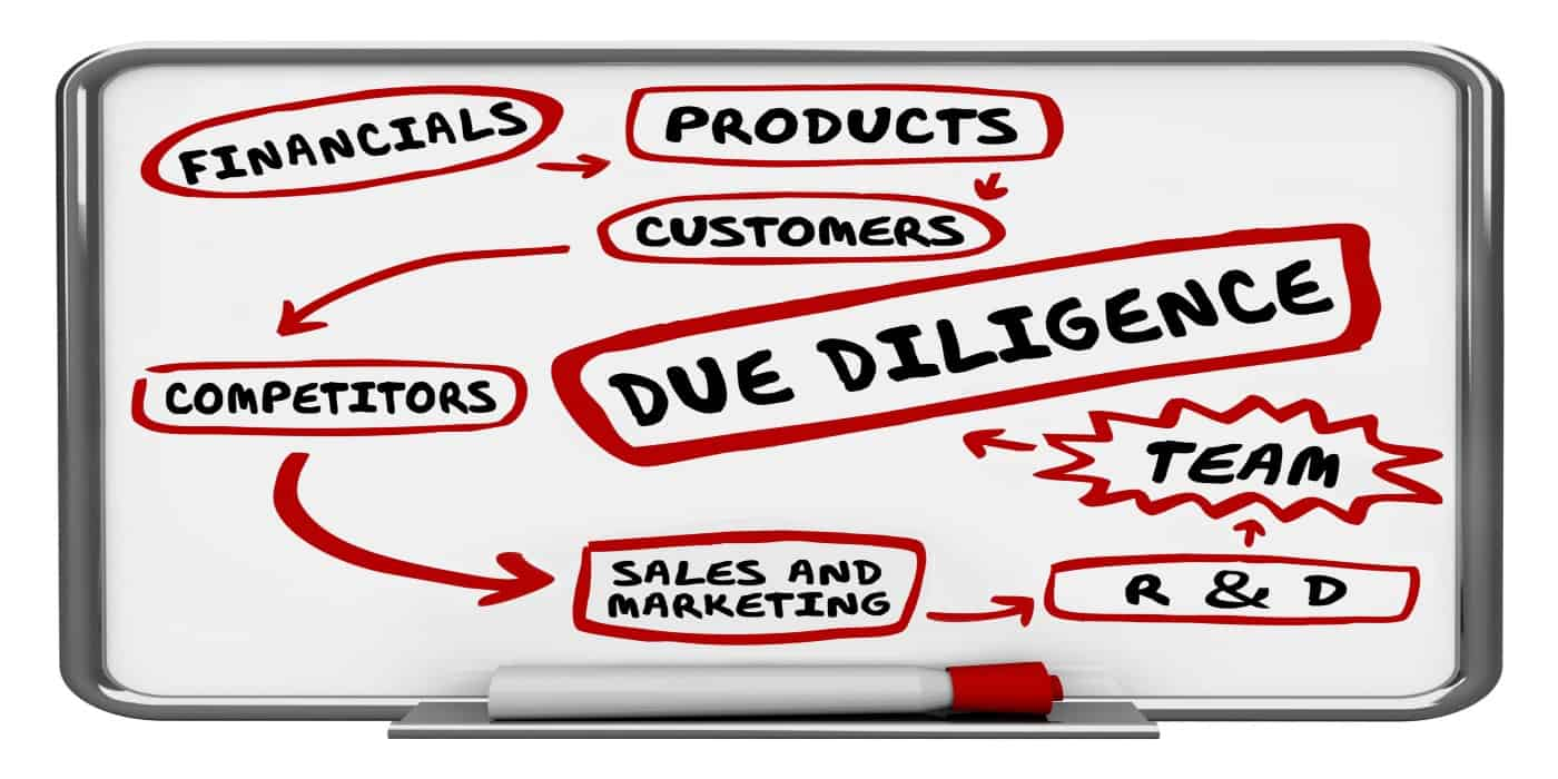 The Due Diligence Mindset You Need To Win