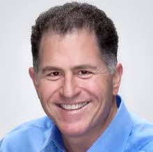 Michael Dell Headshot If You Want To Be Successful