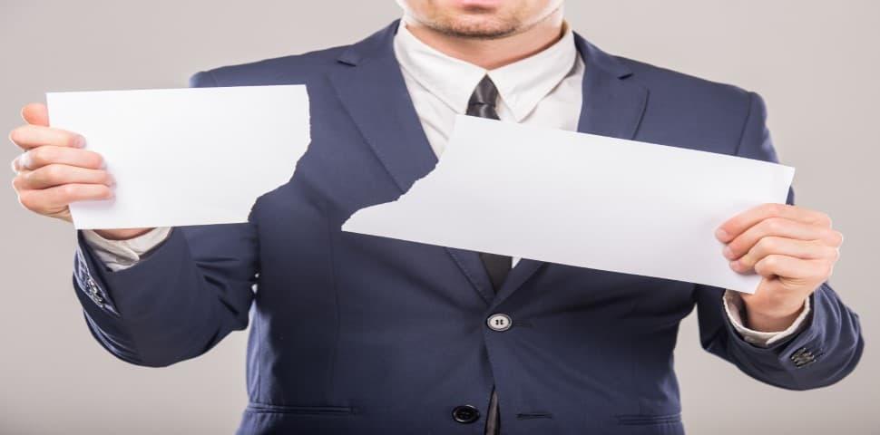No Auction Business Exits Fail
