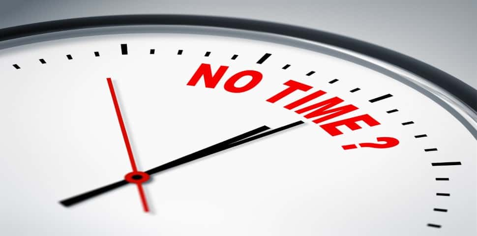 No Time Lies Business Owners Tell Themselves
