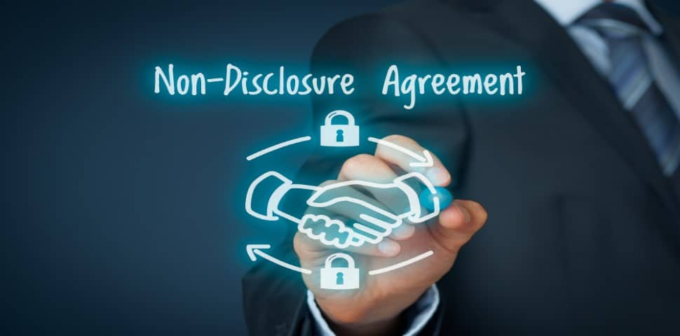Non-Disclosure Trust A Buyer