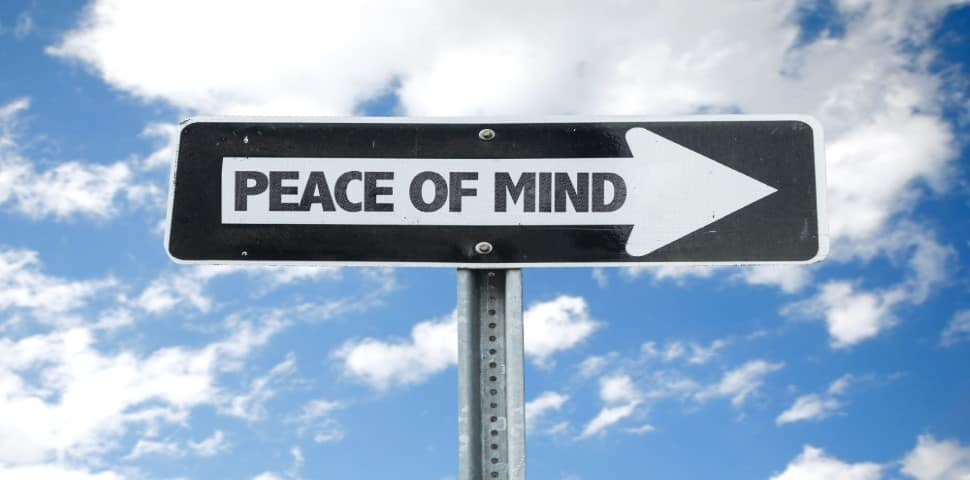 Peace of Mind Bootstrapping Your Business