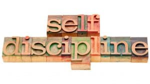 self discipline 8 figure company
