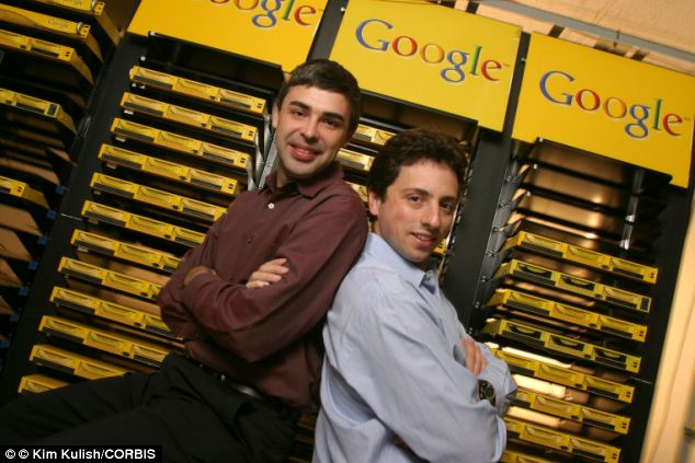 Sergey and Brin Money Mastery So You Wanna Be Rich Successful Entrepreneurs