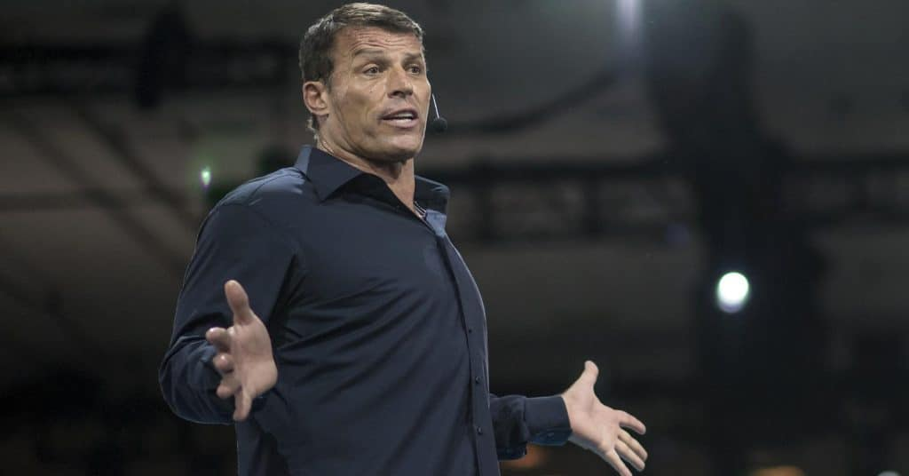 Tony Robbins Success Hack