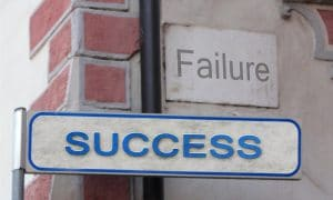 Failure and adversity 8 Figure Company