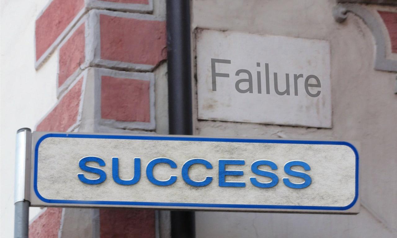 Failure and adversity 8 Figure Company